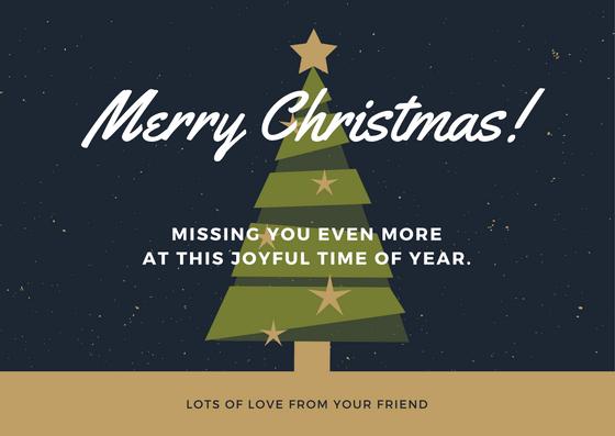 Selamat Natal untuk teman