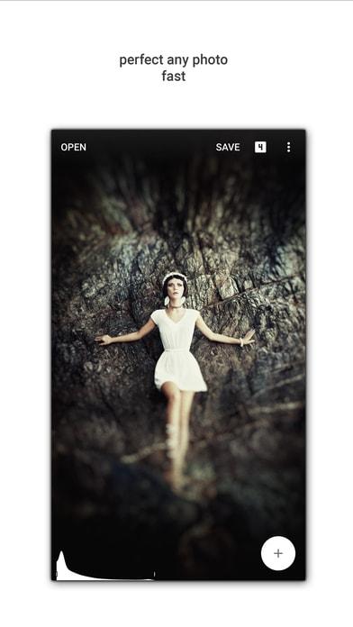 Aplikasi Edit Foto Snapseed