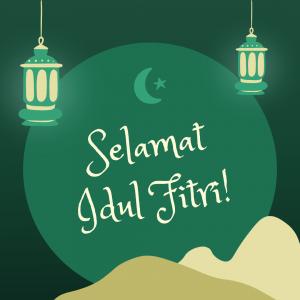 Ucapan Idul Fitri - Selamat Idul Fitri - inspiraloka.com