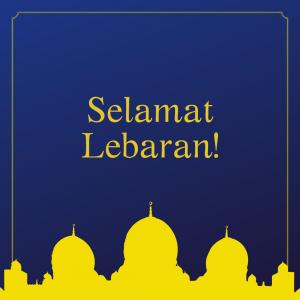 Ucapan Idul Fitri - Selamat Lebaran - inspiraloka.com